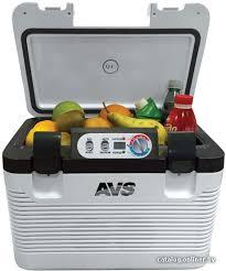 <b>AVS CC</b>-<b>19WBC</b> 19л термоэлектрический автохолодильник ...