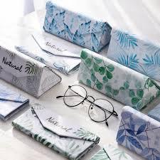 Student myopia <b>folding glasses case sunglasses women</b> and men ...