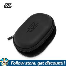<b>Storage</b> Bag Hard Hold Case <b>Earphone Headphone Earbuds</b> Mp3 ...