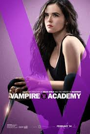 Vampire Academy / ვამპირების აკადემია (ქართულად)