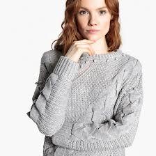 <b>Пуловер</b> из плотного трикотажа фигурной вязки <b>La Redoute</b> ...