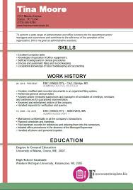 administrative assistant resume template resume templates for administrative assistants
