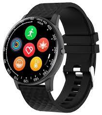 Купить <b>Умные часы BQ</b> Watch 1.1, черный по низкой цене с ...