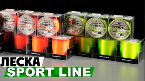 <b>Леска Carp Pro</b> Sport Line! Обзор высококачественной <b>лески</b> ...