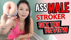 Cyberskin H2O Vulcan Shower <b>Ass</b> Stroker | <b>Male Masturbator</b> Review