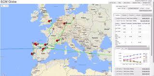zara clothing company supply chain scm globe zara supply chain model and simulation