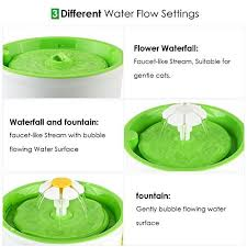 Автоматический фонтан для <b>воды</b> для кошек, собак, домашних ...