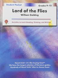 lord of the flies student packet by novel units inc novel lord of the flies student packet by novel units inc novel units inc 9781561373840 amazon com books