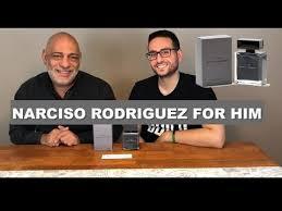 <b>Narciso Rodriguez for Him</b> Eau de Toilette (2007) REVIEW with ...