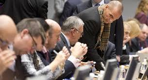 Κυβέρνηση και Ευρωζώνη διαπραγματεύονται χωρίς να έχουν συμφωνήσει για το αντικείμενο της διαπραγμάτευσης!