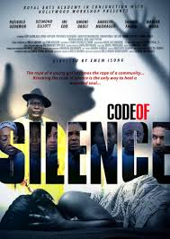 nollywood movie now in cinemas code of silence