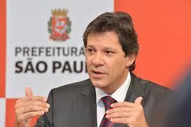 Resultado de imagem para prefeito de são paulo haddad fotos