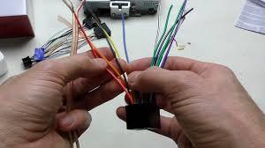 Как подключить магнитолу, силовые и акустические кабели ...