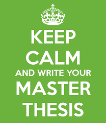 writing your thesis Writing your masters thesis writefiction web fc com Home FC