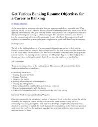 resume objective for bank teller resume objective for bank teller 0719