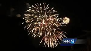 List of Fourth of July fireworks displays in Iowa