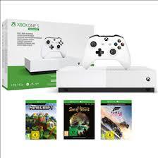 Игровая <b>приставка Microsoft</b> Xbox One S All-Digital Edition (1TB) + ...