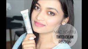 <b>Mac Lightful</b> C Tinted Cream | Review - YouTube