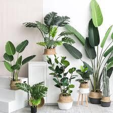 <b>Artificial Plants Green</b> Turtle Leaves Garden Home decor 1 Bouquet ...