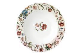 <b>Набор суповых тарелок</b> Butterfly Flora 300мл/21,5см, 6 предметов