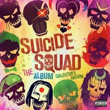 <b>Suicide Squad</b>: The Album. - Яндекс.Музыка