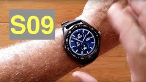 SENBONO S09 IP68 Waterproof <b>Multi</b>-<b>Function</b> Blood Pressure ...