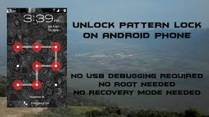 Unlock pattern lock on any android device NO USB DEBUGGING ...
