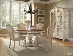 French Country Dining Room Furniture Sets Provenance French Country Round Table Dining Set Dining Decorate