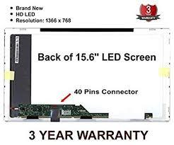 PCTECH Laptop Screen <b>for LENOVO IDEAPAD G510</b> Series Laptops
