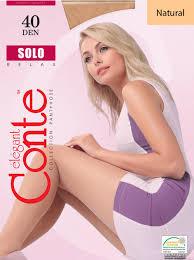 ROZETKA | <b>Колготки Conte Solo</b> 40 Den 3 р Natural ...