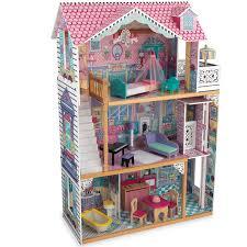 Купить кукольный домик <b>KidKraft Трехэтажный дом</b> для кукол ...