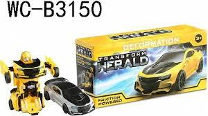 <b>Робот</b>-<b>трансформер Junfa</b> toys Игрушка — купить по выгодной ...