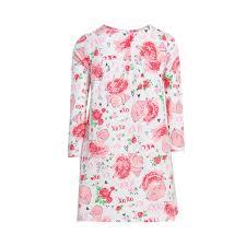 Купить <b>сорочка</b> ночная детская <b>Ивашка</b>, цв. белый р.128, цены в ...