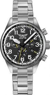 Мужские наручные <b>часы Aviator V</b>.<b>2.25.0.169.5</b> (Airacobra P45 ...