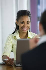 job interview tips two women in an interview