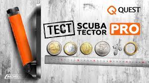 Тест <b>Quest Scuba Tector</b> PRO - YouTube