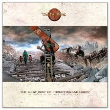 The <b>Tangent - The Slow</b> Rust of Forgotten Machinery (Album Review)