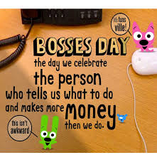 Happy Boss's Day Quotes