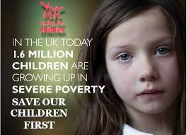 Image result for UK child  poverty
