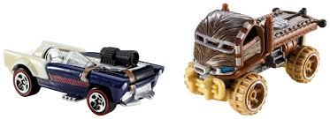 <b>Hot Wheels</b>© Star Wars© Базовые <b>машинки персонажей</b> (2 в ...