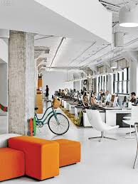look this is the ideal office according to science and design base group creative office