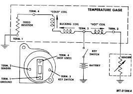 auto gauge wiring diagram oil temp wiring diagram oil temperature gauge wiring diagram diagrams