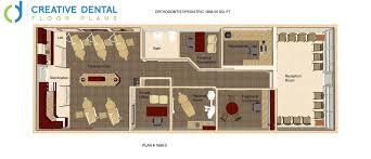 3dDental Office DesignFloor Plan Orthodontist 166800 Sq FtPlan 16685