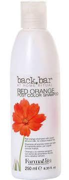 <b>Шампунь</b> красный апельсин <b>FarmaVita Back Bar</b>