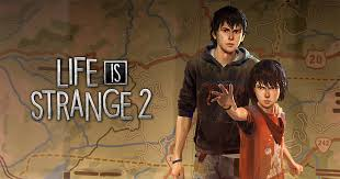 <b>Life is Strange</b> 2   SQUARE ENIX
