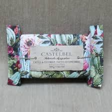 Castelbel Cactus & Cucumber <b>Scented</b> Soap <b>Bar</b> 10.5 oz <b>300</b> g ...