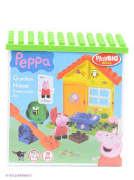 <b>Конструктор летний домик Peppa</b> Pig, 19 дет. BIG 1902117 в ...