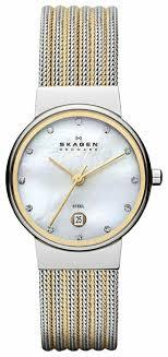 Наручные <b>часы SKAGEN 355SSGS</b> — купить по выгодной цене ...