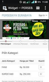 Seng ngolek tiket Nak loketpersebaya.com... - Bonek Green White ...