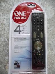 Обзор от покупателя на <b>Пульт</b> ДУ <b>One For All</b> URC7140 Essence ...
